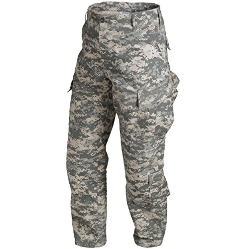 Helikon ACU Combat Trousers Polycotton Ripstop ACU Digital size S Long