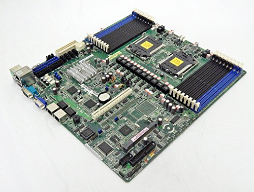 NEW ASUS KFSN4-DRE/RS161 rev. 1.01G NVIDIA nForce4 Professional 2200 Dual AMD Socket-1207 (Socket-F) OPTERON DDR2 SSI EEB 3.61 Server Motherboard with Video/Dual GIGALAN (Motherboard Only)