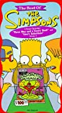 The Best of The Simpsons, Vol. 9 - Three Men and a Comic Book/ Lisa's Substitute [VHS]