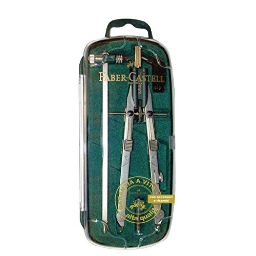 72 opinioni per Faber Castell 174607 Balaustrone Tech Compasso, L 168 mm