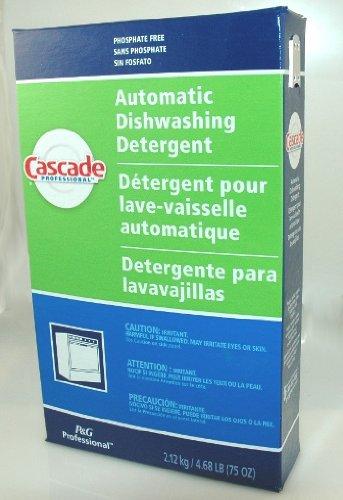 Cascade Automatic Dishwasher (Cascade 59535 Automatic Dishwasher Powder Fresh Scent 75 oz Box)