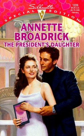 book cover of The President\'s Daughter