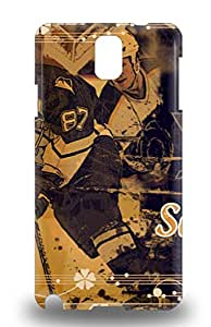 Premium Galaxy NHL Pittsburgh Penguins Sidney Crosby #87 3D PC Case For Galaxy Note 3 Eco Friendly Packaging ( Custom Picture iPhone 6, iPhone 6 PLUS, iPhone 5, iPhone 5S, iPhone 5C, iPhone 4, iPhone 4S,Galaxy S6,Galaxy S5,Galaxy S4,Galaxy S3,Note 3,iPad Mini-Mini 2,iPad Air )