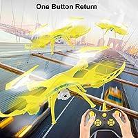 Boyiya 2.4Ghz 6 Axis Gyro Quadcopter Camera WIFI FPV Headless Mode Altitude Hold RC UFO Drone
