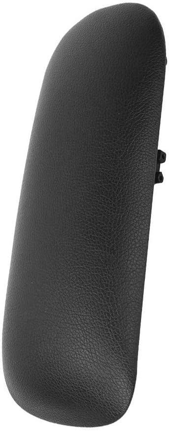 Remplacement du Cuir Synth/étique pour B MW Mini Couerp 02-08 KKmoon Couverture de laccoudoir de La Console Centrale Noir