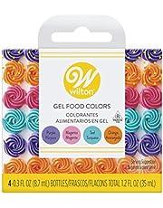 Wilton Gel Food Color Set