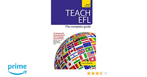 Amazon teach english as a foreign language new edition teach amazon teach english as a foreign language new edition teach yourself 9781473601154 david riddell books fandeluxe Choice Image