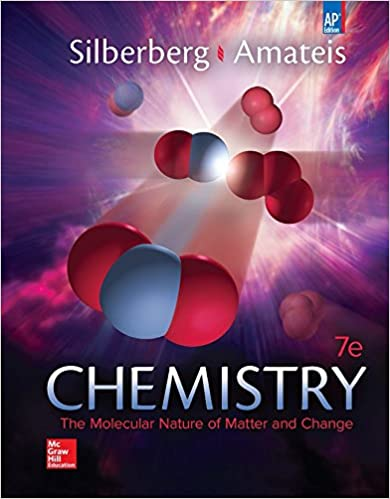 Silberberg Chemistry The Molecular Nature Of Matter And