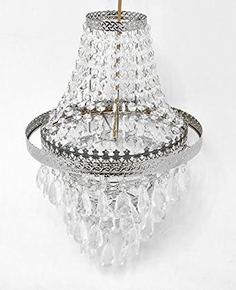 Knightsbridge design easy fit chandelier ceiling light fitting knightsbridge design easy fit chandelier ceiling light fitting amazon lighting aloadofball Gallery