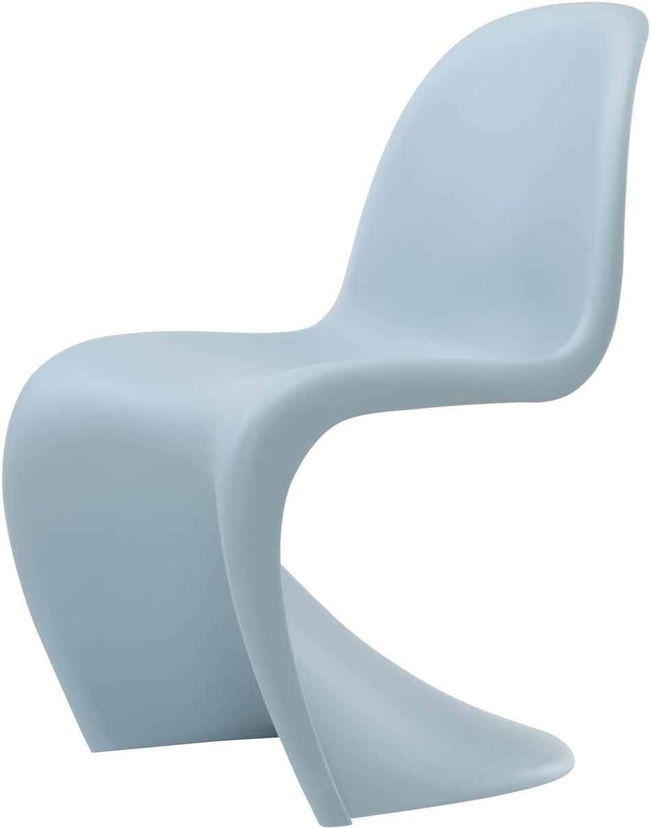 Vitra 44003023 Panton Chair Seit 1999 Eisgrau Amazon De Kuche Haushalt