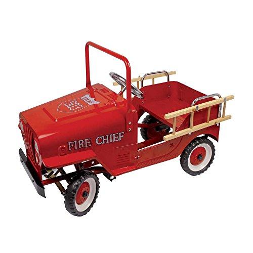 Feuerwehr Tretauto - Small Foot Company Tretauto Feuerwehr