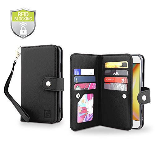 Gear Beast Flip Cover Dual Folio Case fits iPhone Xs/X Walle