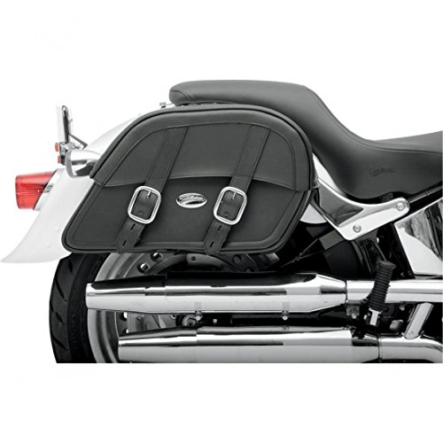 - Saddlemen Drifter Custom Fit Slant Saddlebags Large