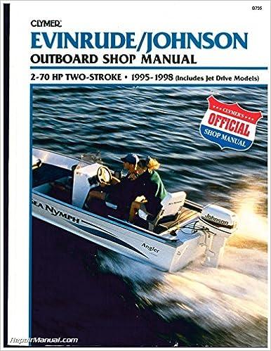 1997 johnson outboard motor manua