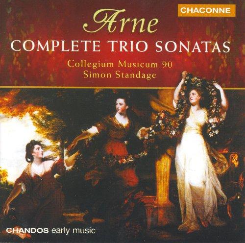 Arne: Trio Sonatas (Complete) -