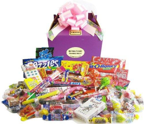 Spring Time Grand Retro Candy Assortment