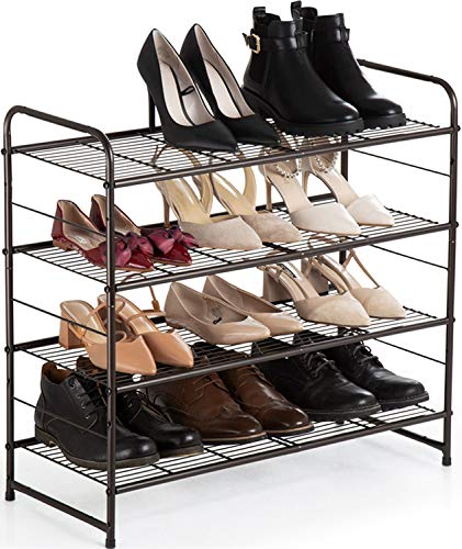 Most Popular Free Standing Shoe Racks