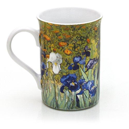 Van Gogh's Irises - Mug - Porcelain by Getty Museum Store