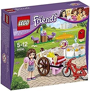 Lego Friends - Heartlake City, la Bicicleta de los Helados de ...