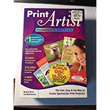 Print Artist Platinum Edition Version 24