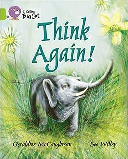 Book Collins Big Cat - Think Again: Band 11/Lime by Geraldine McCaughrean (2005-09-01)