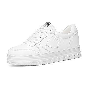 c0972c6e0aad19 Femmes Sneakers Toile Printemps Eté Automne Confort Sneakers Talon Plat Casual  Chaussures Dames en Plein Air