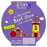 Ella's Kitchen Little Big Meal Beef Stew Stage 4 200g by Ella's Bild