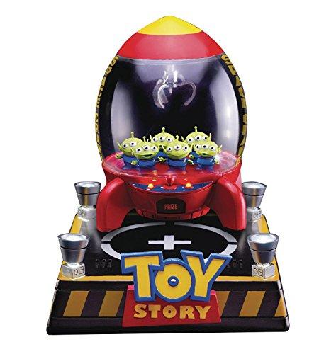 Beast Kingdom Toy Story EA-031 Aliens Floating Rocket Statue