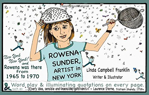 Image of Rowena Sunder, Artist in New York