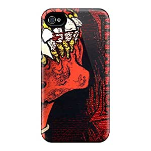 Top Quality Protection Metallica Cases Covers For Iphone 6plus