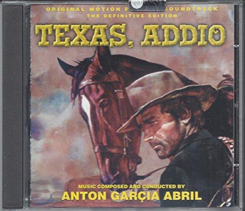 Garcia Abril: Texas Addio