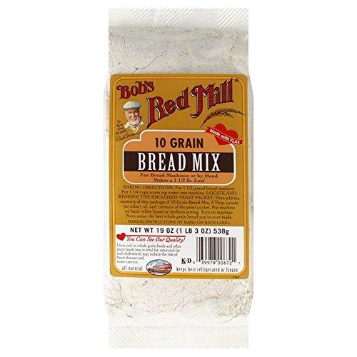 Bobs Red Mill Mix Bread 10 Grain