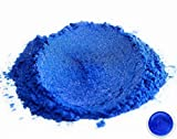 50gr ''Busan Blue'' Mica Powder Pigments (Resin, Paint, Epoxy, Soaps, Nail Polish, Liquid Wraps)