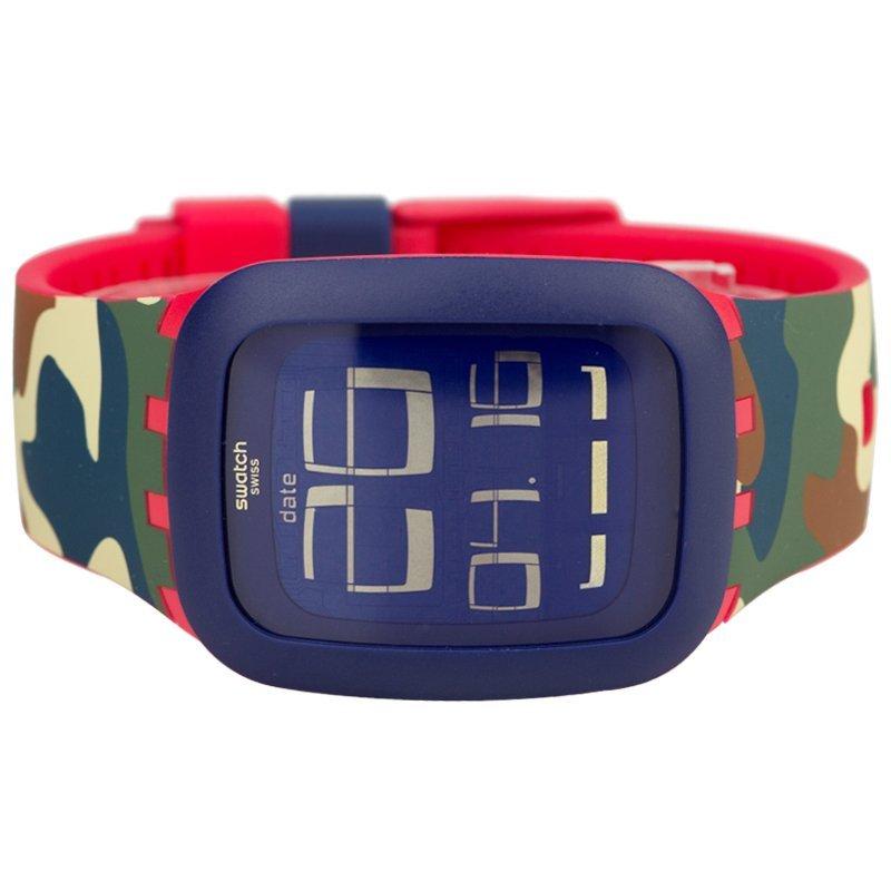 Swatch Hombre Touch surr104 Multi silicona reloj de cuarzo: Swatch: Amazon.es: Relojes