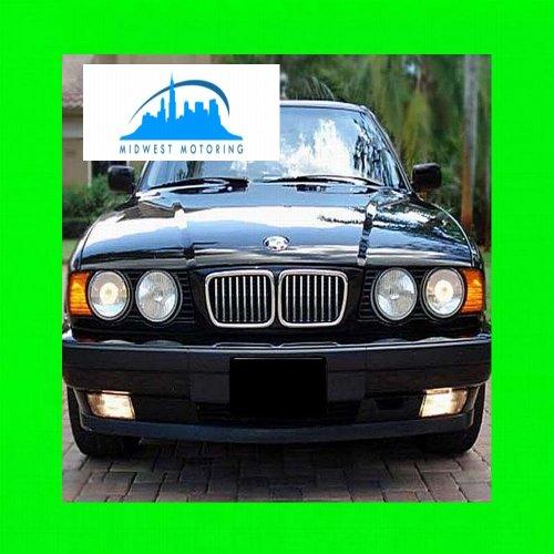 312 Motoring fits 1989-1995 BMW E34 Chrome Trim for Grill Grille 1990 1991 1992 1993 1994 89 90 91 92 93 94 95 525 530 535 540 525I 530I 535I 540I M5 I