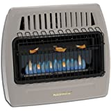 Kozy World KWN375 Gas Wall Heater