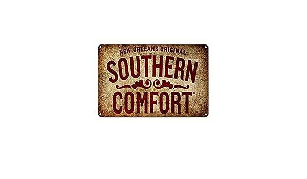 bar Southern Comfort LIME Rétro Plaque Métal//signe Man Cave, pub