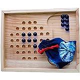 朝倉杉のボードゲーム ペグソリティア