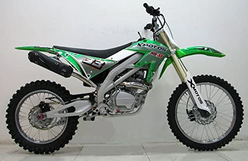 ICS CBF33C Enduro Cross Dirt Bike Motocicleta 250CC/4 Takt ruedas 21