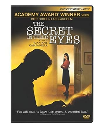 Amazon com: The Secret in Their Eyes (El Secreto de Sus Ojos