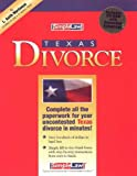 SimpleLaw Texas Divorce Form Book, L. Keith Martinson, 1893983110