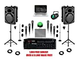 Complete Bluetooth Laptop Karaoke System Professional Computer for Karaoke & DJ Equipment