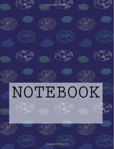 "Read Online Notebook: Lily Pads (Blue), Rydal Water, Lake District. Dotted (8.5"" x 11""): Dotted Paper Notebook (Augmented Reality Colouring Books of Great Britain) (Volume 1) pdf"