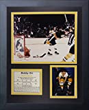 "Legends Never Die Bobby Orr Game Winning Goal Collage Photo Frame, 11"" x 14"""