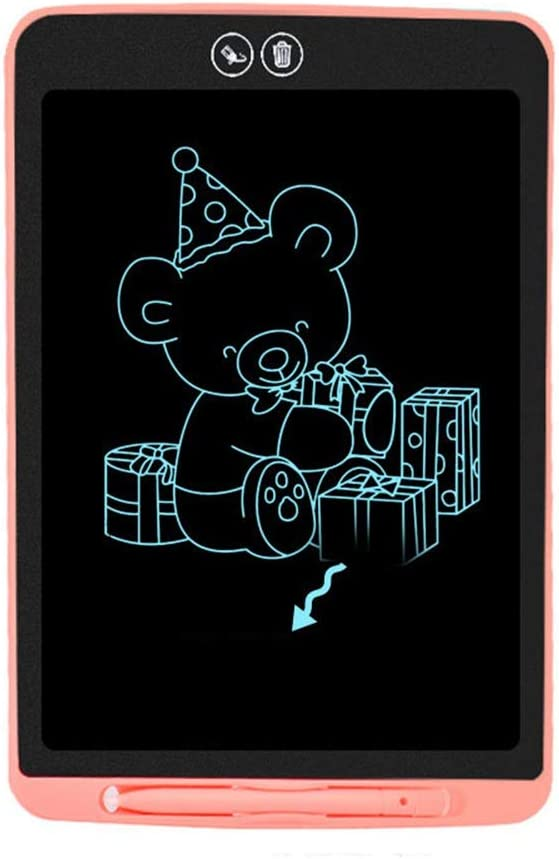 Wecnday-Home Drawing Tablet 8.5 Inch Electronic Graphic Tablet Digital Handwritten Graffiti Gifts for Girls Boys Color : Red, Size : 8.5 inches