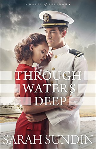 Through Waters Deep (Waves of Freedom Book #1) cover