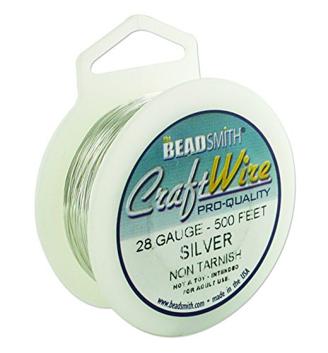 Buy beadsmith wire 28 gauge