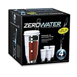ZeroWater 4-Pack Replacement Filters