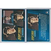 2013 Rittenhouse, Star Trek Next Generation H&V, #12 Dr. Selar