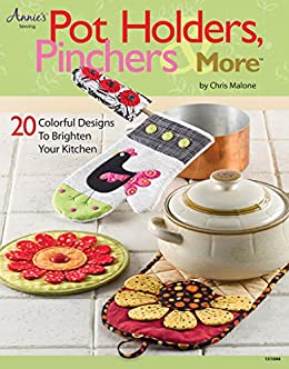 Pot Holders Pinchers More Colorful ebook product image